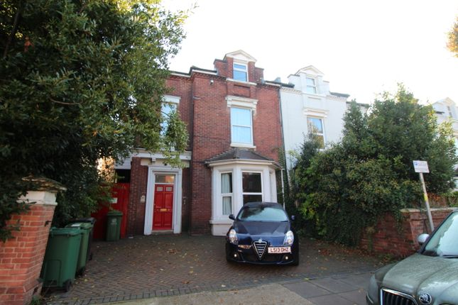 Thumbnail Flat to rent in St. Andrews Road, Southsea, Hampshire