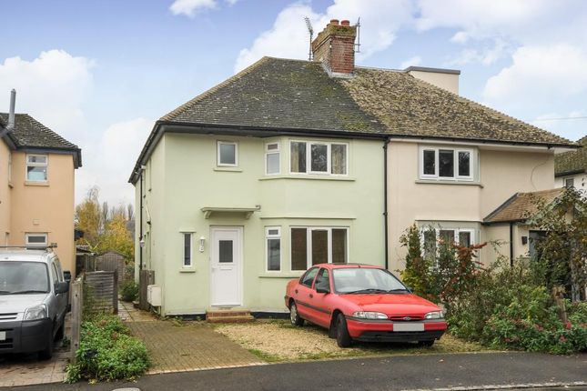 Thumbnail Flat to rent in Wolvercote, North Oxford