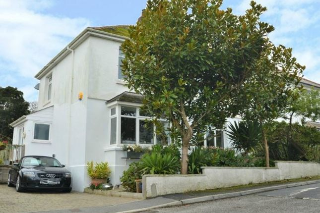 Thumbnail Semi-detached house for sale in Melvill Crescent, Falmouth