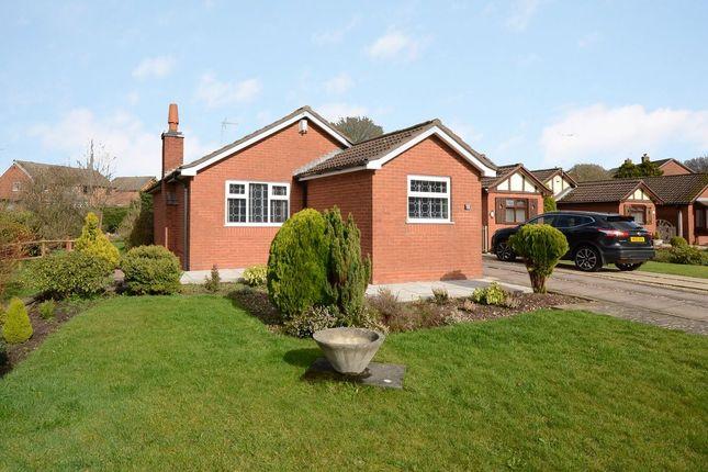 Thumbnail Detached bungalow for sale in Poplar Close, Blythe Bridge