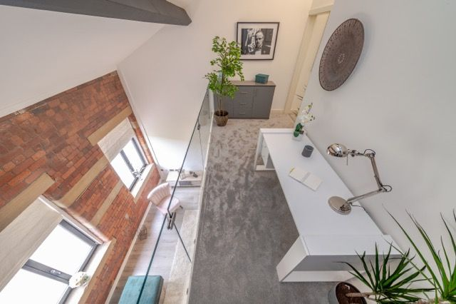 Thumbnail Flat to rent in Conditioning House, Valley Road