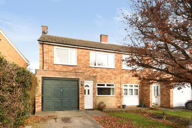 Thumbnail End terrace house to rent in Chalgrove, Chalgrove