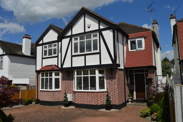 Detached house for sale in Lechmere Avenue, Chigwell