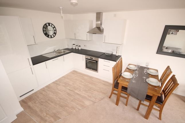 Thumbnail Flat for sale in Flat 35 (Show Apartment) Riverview House, Kempston Road, Bedford