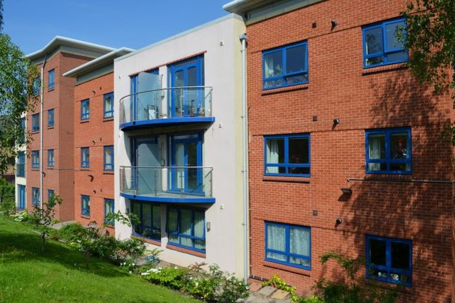 Thumbnail Flat to rent in Russell Aston Court, Civic Way, Swadlincote, Swadlincote