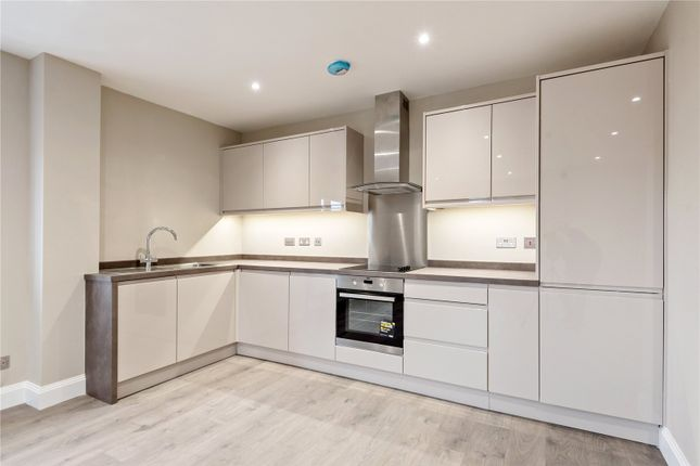 Thumbnail Flat for sale in Mead Court, Gogmore Lane, Chertsey, Surrey