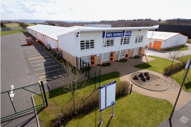Thumbnail Industrial to let in Dryden Road, Loanhead
