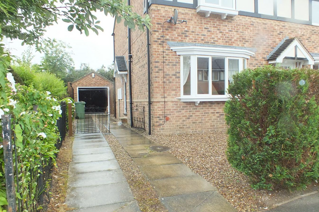 Thumbnail Semi-detached house to rent in Stonegate Lane, Meanwood, Leeds, West Yorkshire