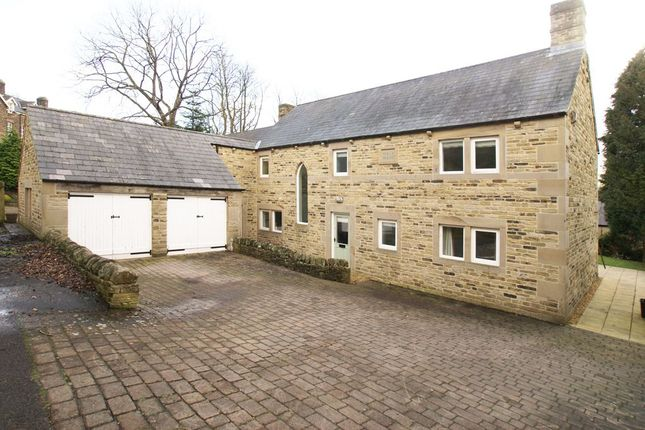 Thumbnail Detached house for sale in Henry Avenue, Lilybank Court, Matlock, Derbyshire