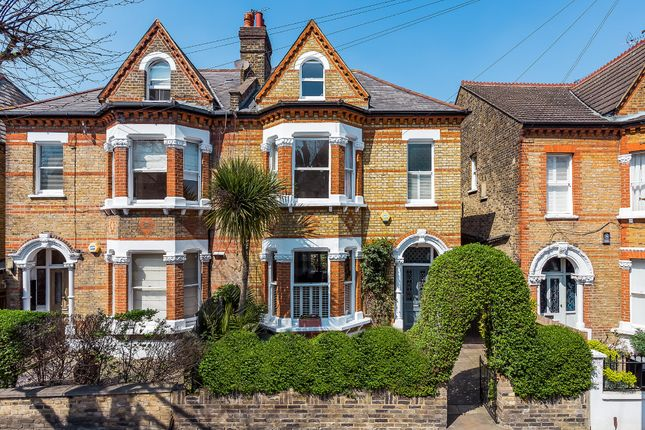 Thumbnail Semi-detached house for sale in Morella Road, Between The Commons, London