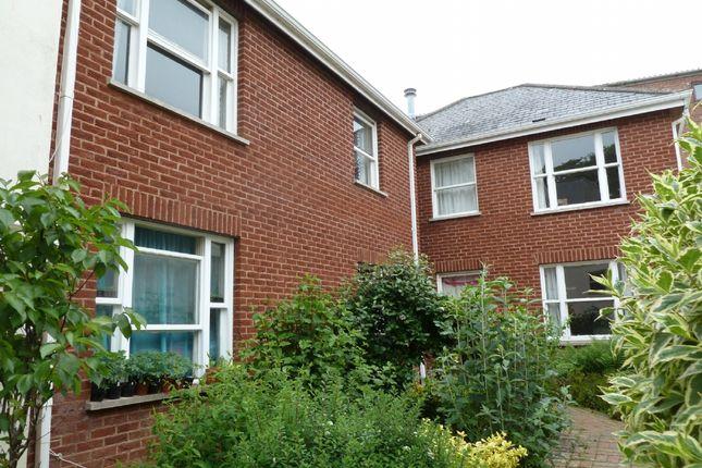 Thumbnail Flat to rent in Bartholomew Street East, Exeter