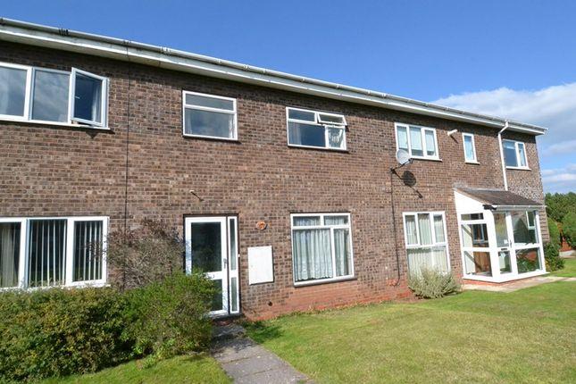 Thumbnail Property to rent in Buckfast Close, Bromsgrove