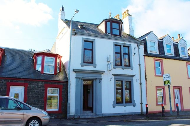 Terraced house for sale in 'lochview Guest House', 52 Agnew Crescent, Stranraer