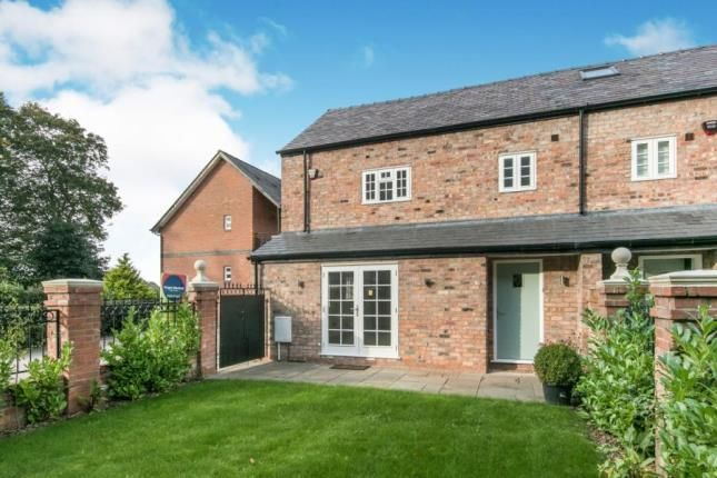 Thumbnail Barn conversion for sale in Greysfield House, Ferma Lane, Great Barrow, Chester