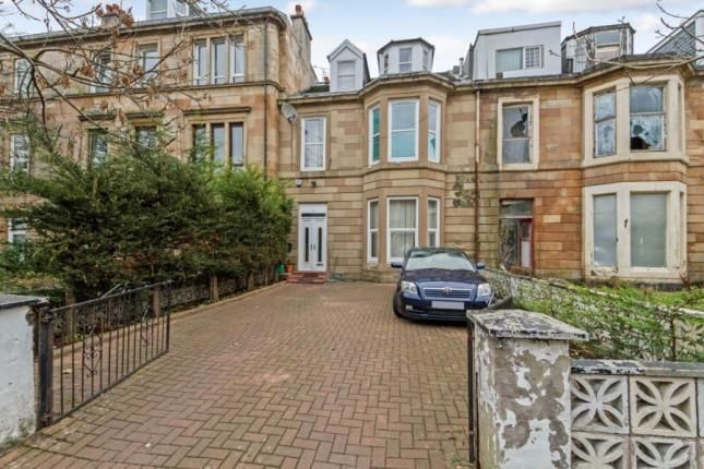 Thumbnail Terraced house for sale in Albert Road, Glasgow, Lanarkshire
