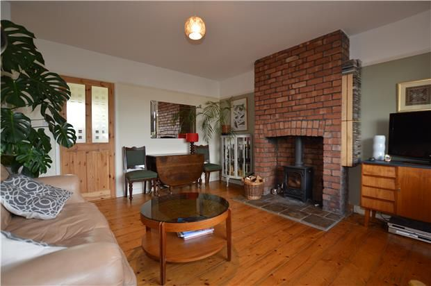 Thumbnail Semi-detached house for sale in Cotswold Road, Chipping Sodbury, Bristol