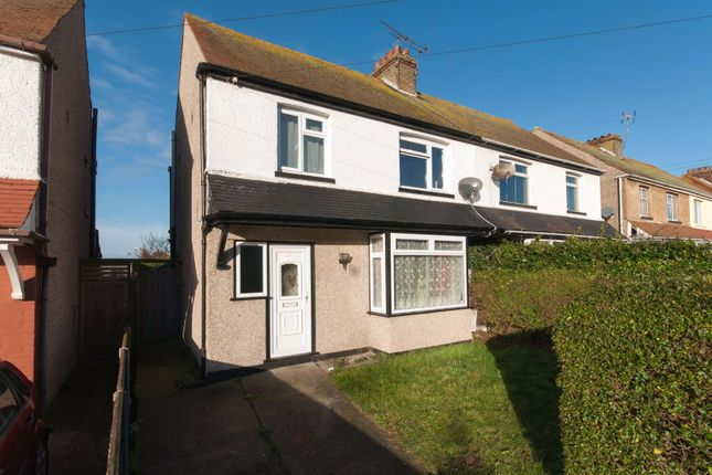 3 bed semi-detached house for sale in Arlington Gardens, Margate