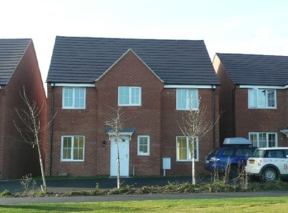 Detached house to rent in Lyveden Way, Corby