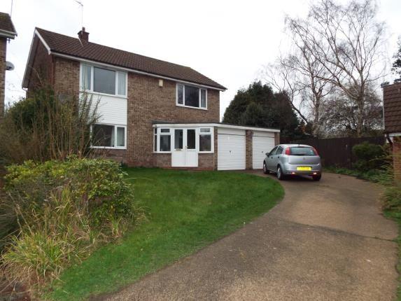 Thumbnail Detached house for sale in Larwood Grove, Nottingham, Nottinghamshire