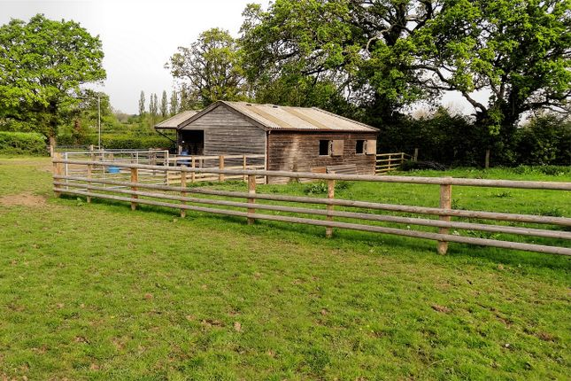 Thumbnail Land for sale in Halmore, Berkeley, Gloucestershire