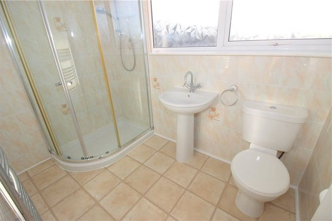 Shower Room of Sancroft Road, Spondon, Derby DE21