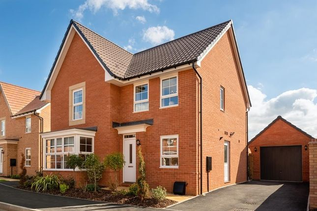4 Bedroom Cambridge Show Home At Barratt @ The Nurseries