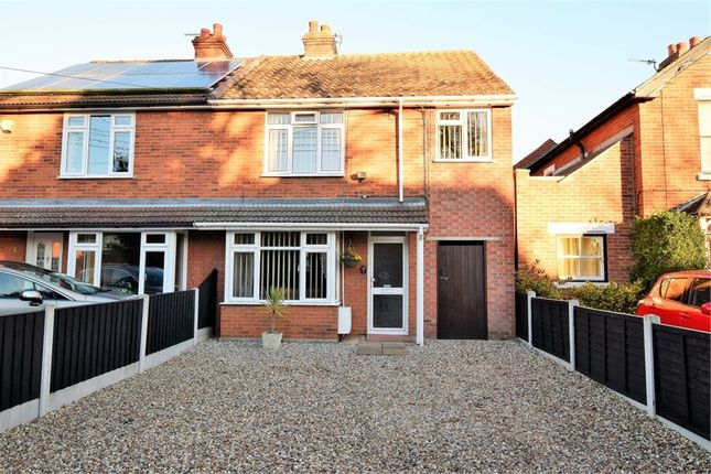 4 bed semi-detached house for sale in School Road, Copford, Colchester, Essex