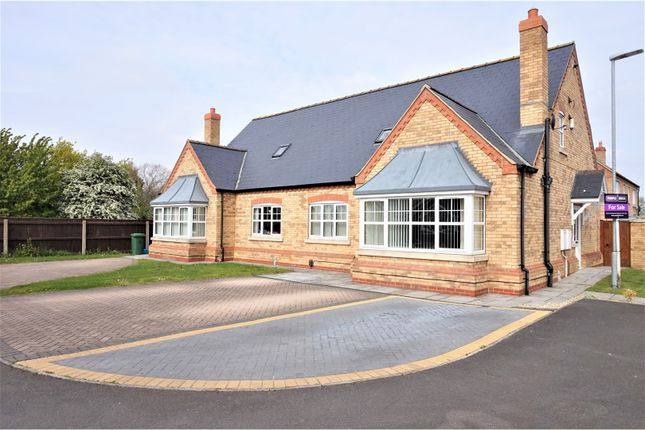 Thumbnail Semi-detached house for sale in Priors Close, New Waltham