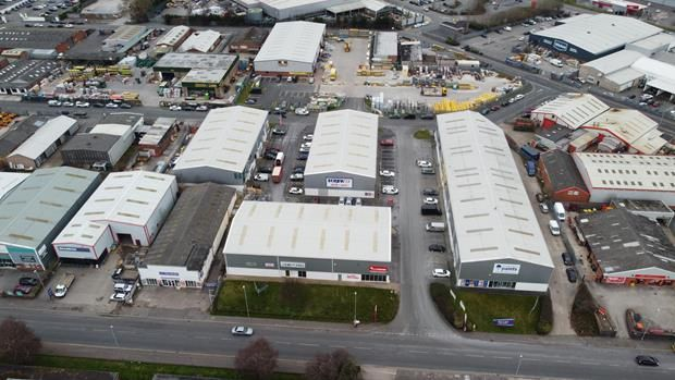 Thumbnail Industrial to let in Unit Chester Trade Park, Bumpers Lane, Sealand Industrial Estate, Chester, Cheshire