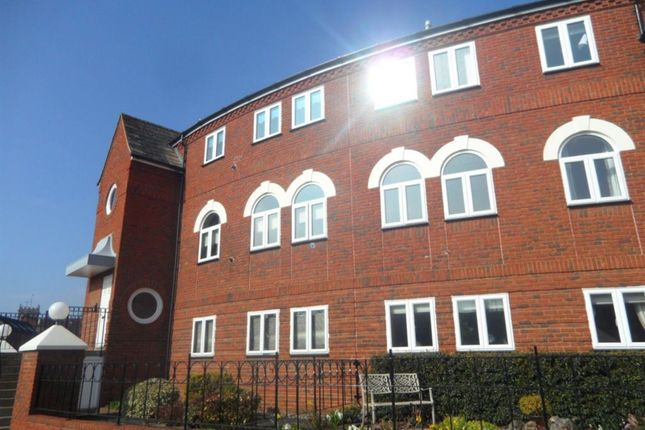Thumbnail Flat to rent in Duckmill Crescent, Chethams, Bedford