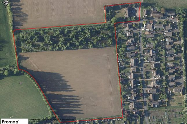 Land for sale in Mill Lane, Barrow, Bury St. Edmunds, Suffolk