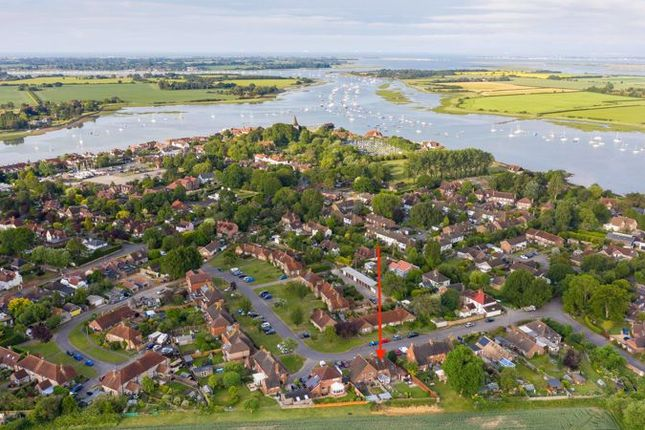 Thumbnail Semi-detached house for sale in Critchfield Road, Bosham, Chichester