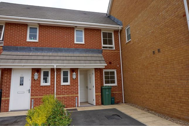 Thumbnail Terraced house to rent in Wellesley Way, Newport