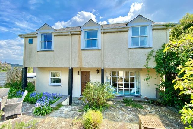 Thumbnail Detached house for sale in Tredrizzick, St. Minver, Wadebridge