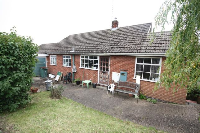Thumbnail Bungalow for sale in Gregg Avenue, Heanor
