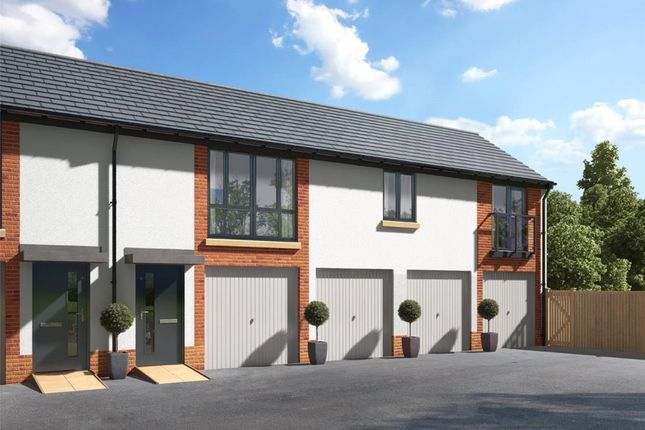 Thumbnail Maisonette for sale in Meldon Fields, Okehampton, Devon