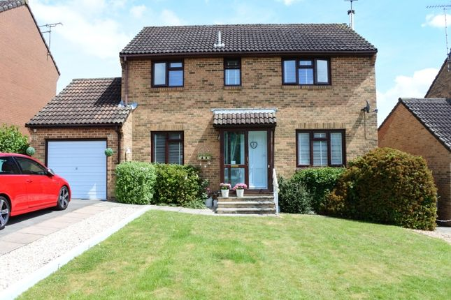 Thumbnail Detached house for sale in Stour Meadows, Gillingham