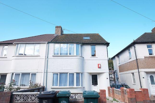 Front Exterior of Lower Bevendean Avenue, Brighton BN2