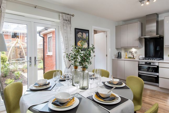 4 bed semi-detached house for sale in Queens Way, Glan Llyn, Newport NP19