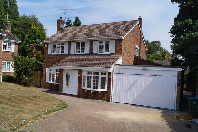 Thumbnail Detached house to rent in Holts Green, Great Brickhill, Milton Keynes