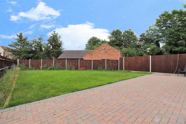 Rear Garden of Montrose Close, Welling DA16