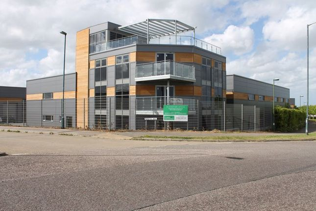 Thumbnail Office to let in Rowes Yard, Manston, Ramsgate