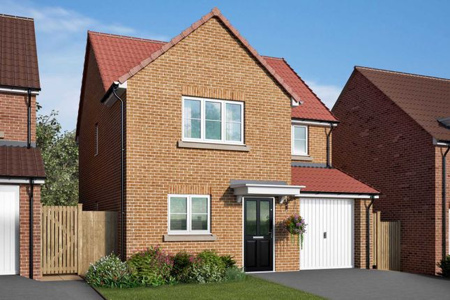 """Thumbnail Detached house for sale in """"The Bagby"""" at Stoney Haggs Road, Scarborough"""