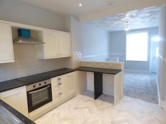 Kitchen of Dean Street, Burnley, Lancashire BB11