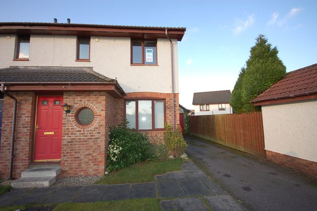Thumbnail Semi-detached house to rent in Stratherrick Gardens, Inverness