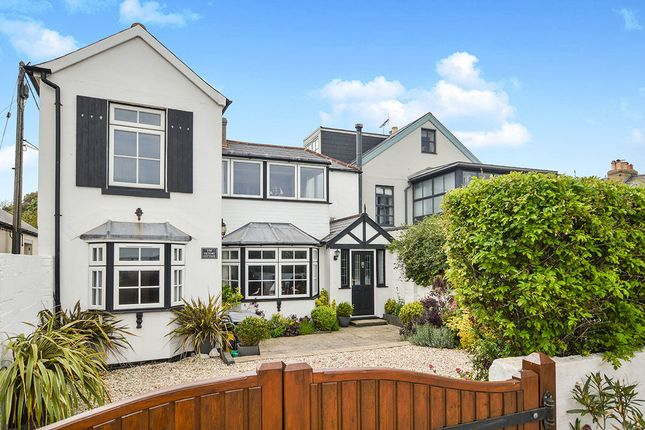 Thumbnail Semi-detached house for sale in Wellington Parade, Kingsdown, Deal