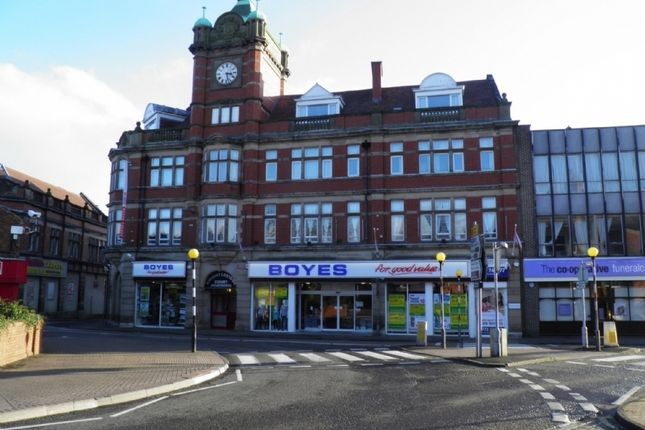 2 bed flat to rent in Nottingham Road, Ripley DE5