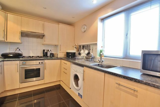 Kitchen of St Peters Road, Rock Ferry, Wirral CH42