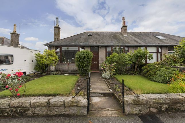 Thumbnail Semi-detached bungalow for sale in Hilton Avenue, Aberdeen