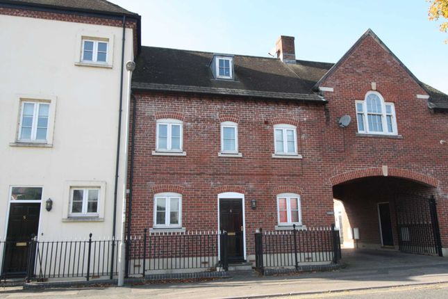 Thumbnail 3 bed semi-detached house to rent in St. Leonards Avenue, Blandford Forum